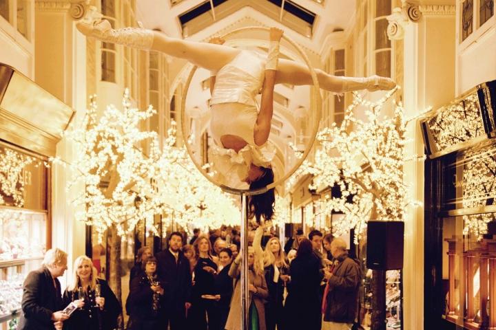 Shiver Circus —Freestanding Hoop