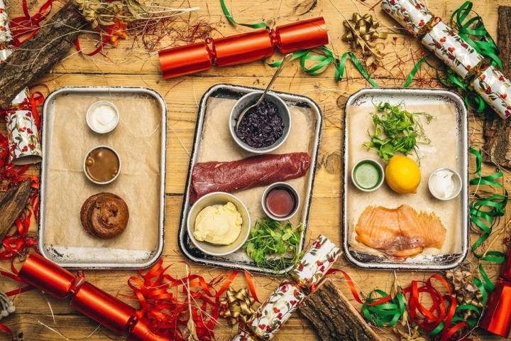Eating House — Virtual Festive Cookalong
