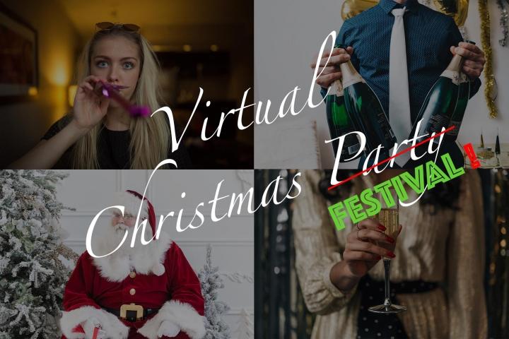 Private: Virtual Christmas Party Festival
