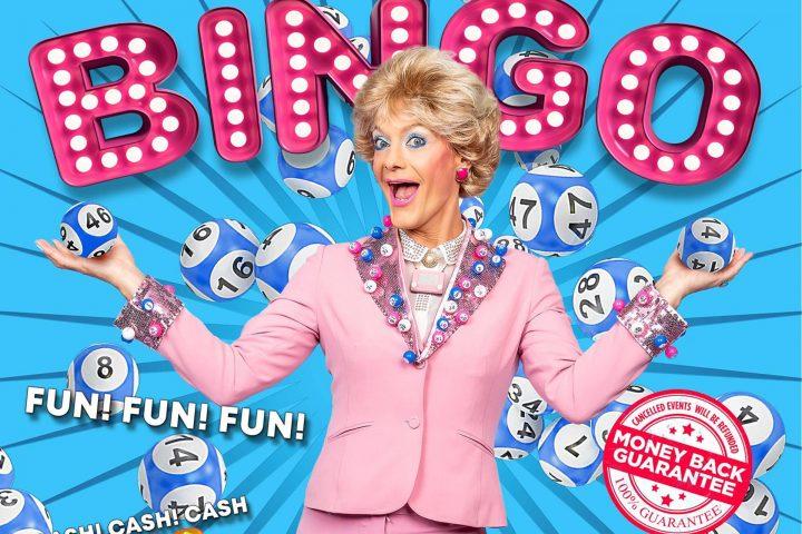 Sheila's Online Bingo!